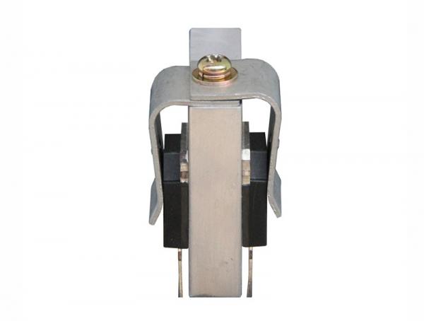 通信电源散热弹性压片